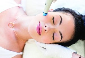 HydraFacial Behandlung Frankfurt Frauen