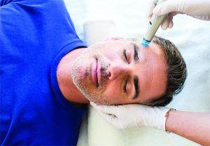 HydraFacial Behandlung Frankfurt Männer