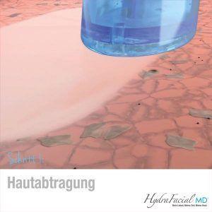 HydraFacial Behandlung Frankfurt Schritt 1